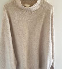 LOT Zara i H&M puloveri