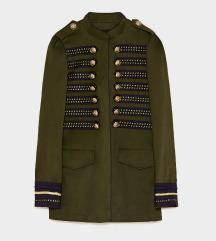 ZARA military jakna NOVA