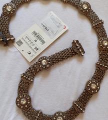 Novi Zara remen s etiketom