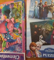 Lot puzzli