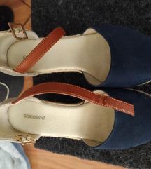 Deichmann sandale 36
