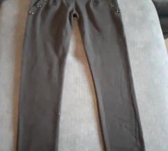 Crne dječje hlače