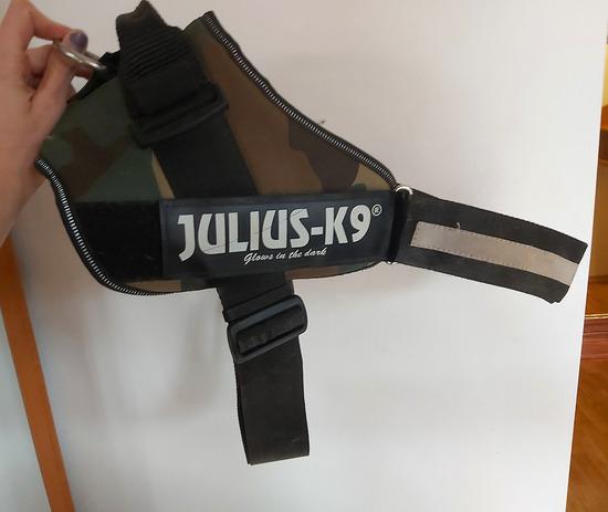 Julius-k9 oprsnica