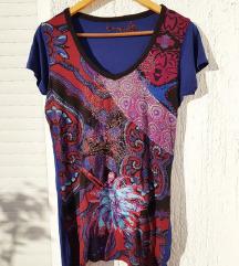 DESIGUAL šarena majica kratkih rukava