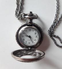 Sat - ogrlica, retro stil (uklj. poštarina)