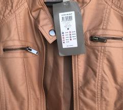 Vero moda nova s etiketom kožna jakna vel 36-38