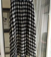 Guess duga plisirana suknja