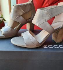 ECCO ~ NOVE ženske kožnate sandale br 39