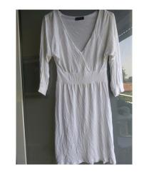 Bijela kratka svečana haljina veličina S