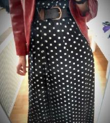 Polka-dot Maxi haljina