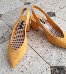 Stradivarius cipele na blok petu
