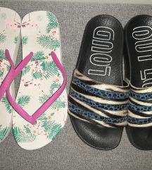 % 170 Adidas natikače 36 - 37 +  japanke dar