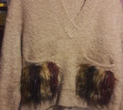 akcija!Zara pulover M