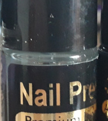 Nail prep i uv gel kamuflažni