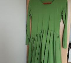 Zelena haljina / tunika