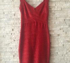Crvena bandage haljine