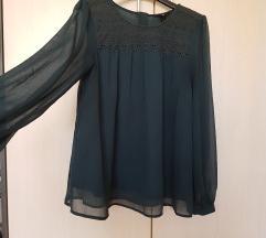 Smaragdna bluza