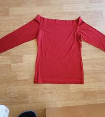 Crvena majica- univerzalne veličine