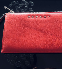 NOVO!!!Replay pismo torbica/novčanik