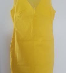 Zara žuta haljina💛