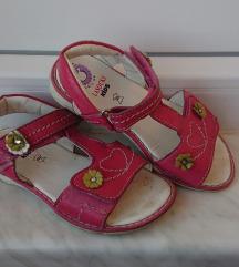 Ljetne sandale za curice br. 27, ug cca 17cm