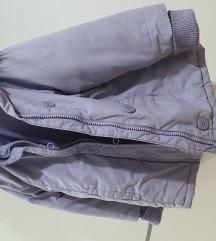 Benetton zimska jakna za curicu
