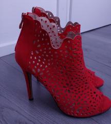 Crvene sandale 40 REZZ