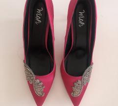 'Manolo inspired' fuksia cipele