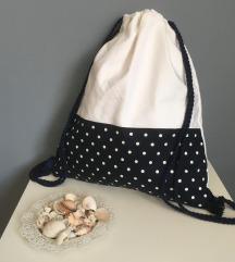 Unikat backpack model Summer blues