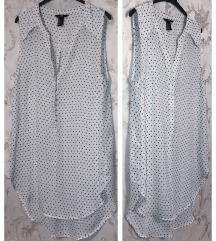 H&M - 36 - duga asimetricna bluza