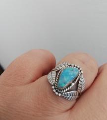 Srebro i opal