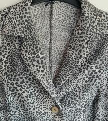 Bluza/sako životinjski uzorak