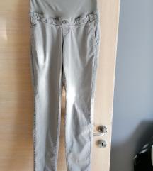 H&M trudničke hlače M
