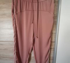 Hlače Zara pink