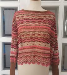 Zara crop majica S-L