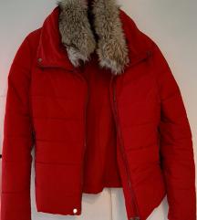 Zimska jakna 38 Bershka