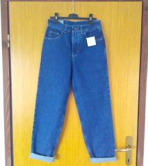 Novo!Mom jeans visoki struk xs s