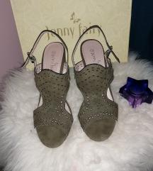Maslinaste sandale