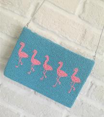 Borro design Flamingo torbica