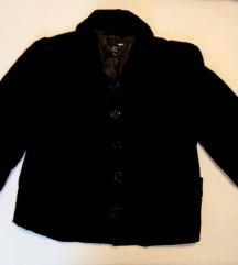 H&M sako/kratka jakna od samta vel. 38