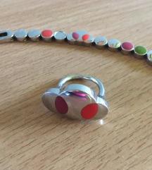 Swatch komplet - narukvica i prsten