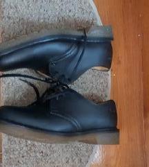 Dr.Martens crne mat cipele