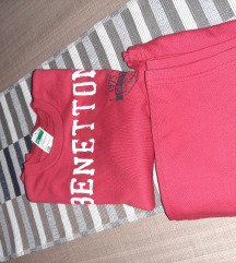 Benetton trenirka 130 sa etiketom