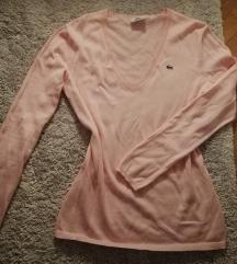 Lacoste majica baby roza