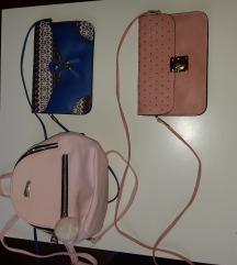 Lot torbice za djevojcice