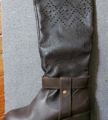 AKCIJA!! Čizme kožne Desigual br.39