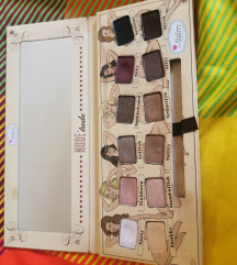 The balm Nude tude paleta