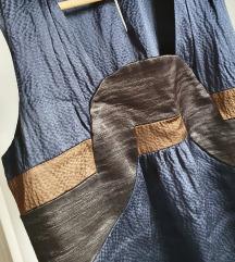 % STEFANEL haljina 100% svila