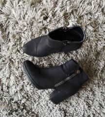 Crne antilop čizme