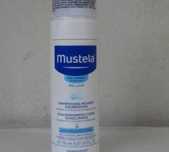 Mustela šampon pjena protiv tjemenice